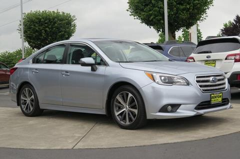 2016 Subaru Legacy for sale in Renton, WA
