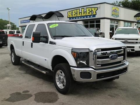 2015 Ford F-250 Super Duty for sale in Auburndale, FL
