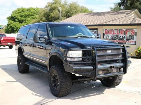 2002 Ford Excursion for sale in Auburndale, FL