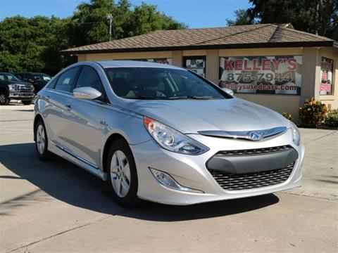 2012 Hyundai Sonata Hybrid for sale in Auburndale, FL