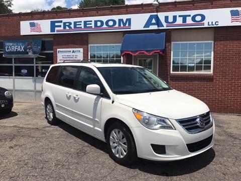 2012 Volkswagen Routan for sale in Wilkesboro, NC
