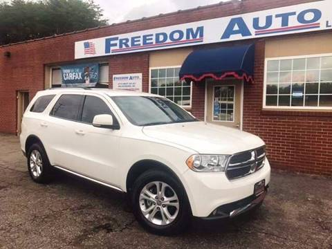 2011 Dodge Durango for sale in Wilkesboro, NC