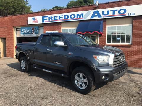 2008 Toyota Tundra for sale in Wilkesboro, NC