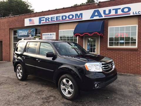 2014 Honda Pilot for sale in Wilkesboro, NC