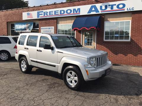 2012 Jeep Liberty for sale in Wilkesboro, NC