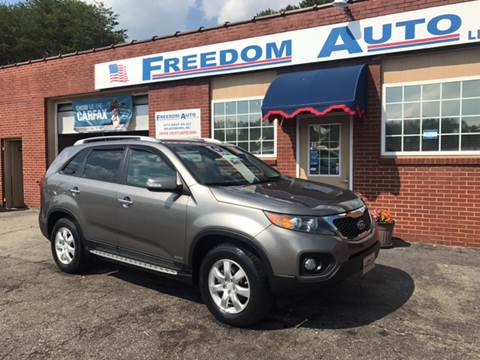 2011 Kia Sorento for sale in Wilkesboro, NC