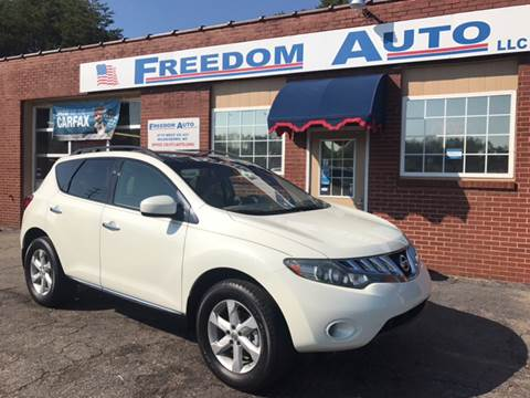 2010 Nissan Murano for sale in Wilkesboro, NC