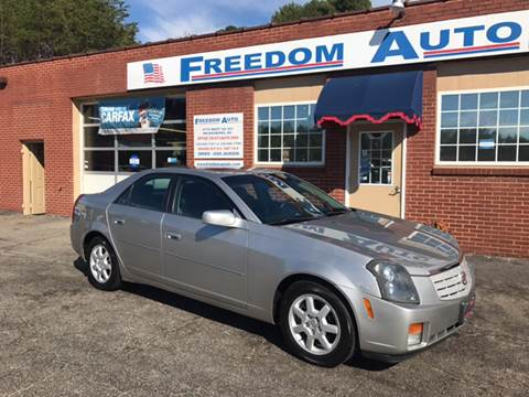 2007 Cadillac CTS for sale in Wilkesboro, NC