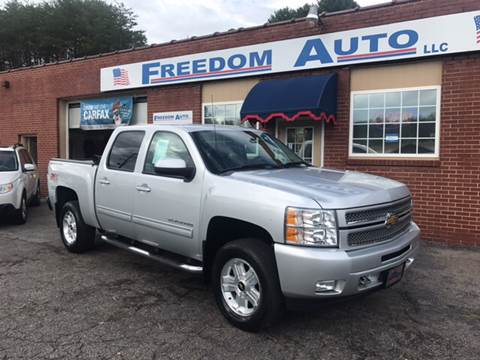 2012 Chevrolet Silverado 1500 for sale in Wilkesboro, NC