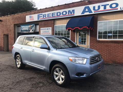 2008 Toyota Highlander for sale in Wilkesboro, NC