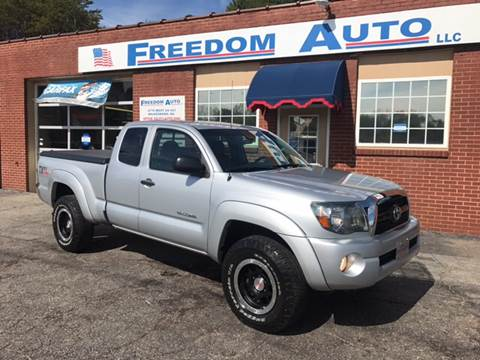 2011 Toyota Tacoma for sale in Wilkesboro, NC