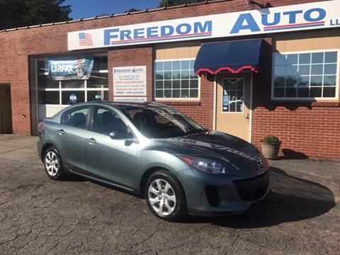 2013 Mazda MAZDA3 for sale in Wilkesboro, NC