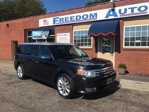 2010 Ford Flex for sale in Wilkesboro, NC