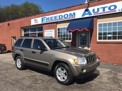 used 2006 jeep grand cherokee for sale in north carolina. Black Bedroom Furniture Sets. Home Design Ideas