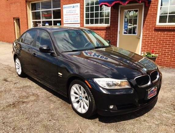 2011 BMW 3 Series for sale at FREEDOM AUTO LLC in Wilkesboro NC