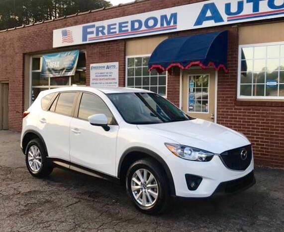 2014 Mazda CX 5 For Sale At FREEDOM AUTO LLC In Wilkesboro NC