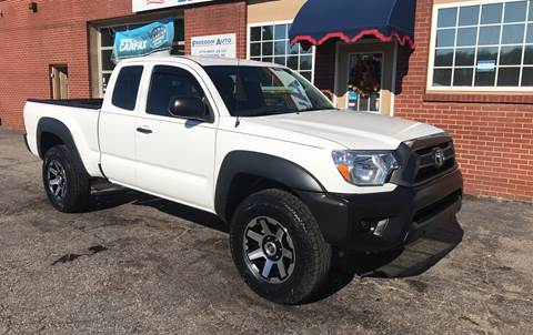 2015 Toyota Tacoma for sale at FREEDOM AUTO LLC in Wilkesboro NC