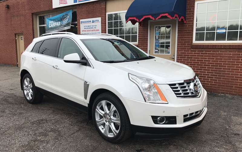 2013 Cadillac Srx Performance Collection In Wilkesboro Nc Freedom