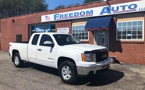2011 GMC Sierra 1500 for sale in Wilkesboro, NC