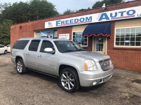 2011 GMC Yukon XL for sale at FREEDOM AUTO LLC in Wilkesboro NC