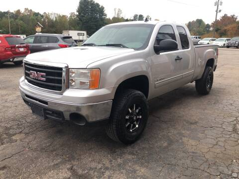 2011 GMC Sierra 1500 for sale at FREEDOM AUTO LLC in Wilkesboro NC