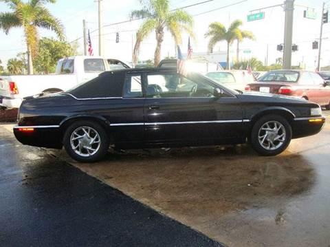 2000 Cadillac Eldorado for sale in Oakland Park, FL