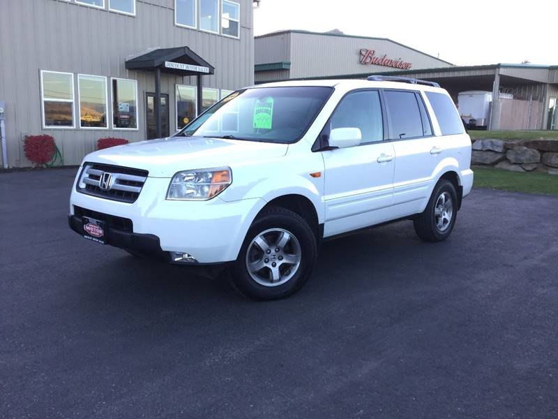 Wonderful 2006 Honda Pilot EX L W/DVD 4dr SUV 4WD   Wenatchee WA