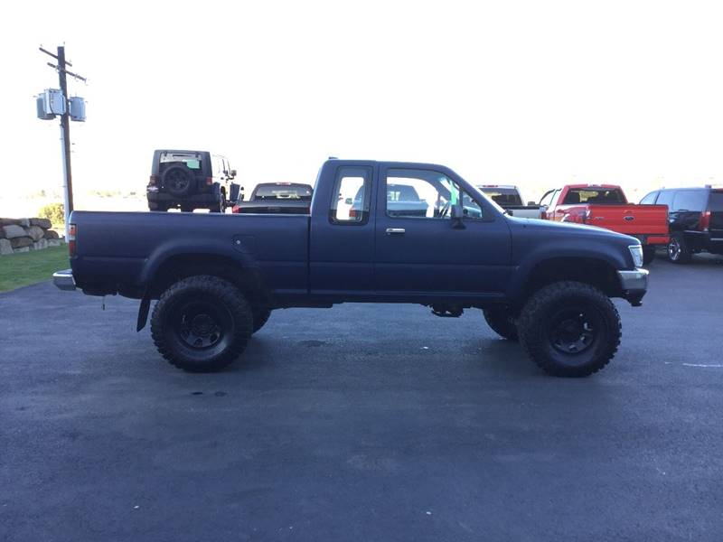 1994 toyota pickup 2dr dx v6 4wd extended cab sb in for Discount motors jacksboro hwy inventory