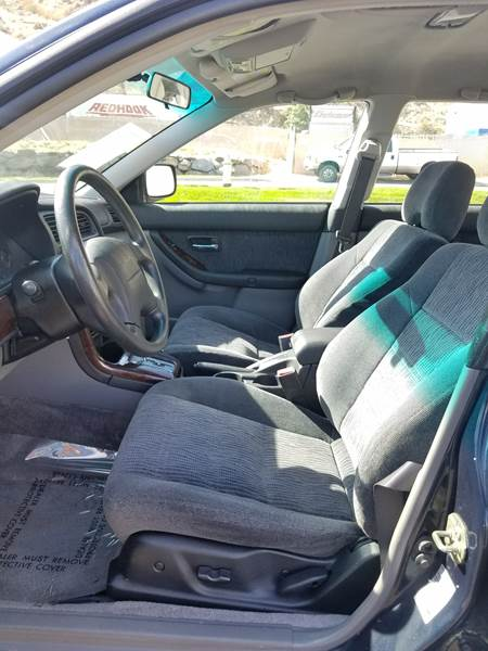 2002 Subaru Outback Awd 4dr Wagon In Wenatchee Wa Discount Motor