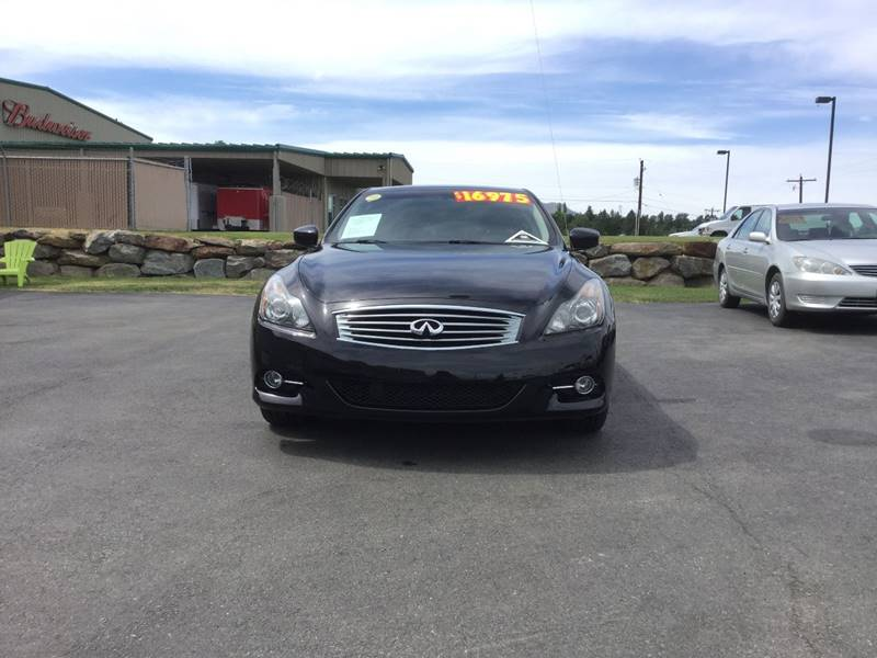 2011 Infiniti G37 Coupe Awd X 2dr Coupe In Wenatchee Wa Discount