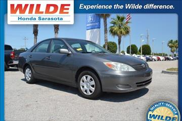 2003 Toyota Camry for sale in Sarasota, FL