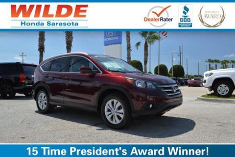 2013 Honda CR-V for sale in Sarasota, FL