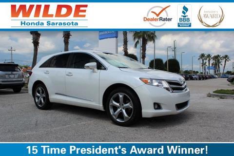 2014 Toyota Venza for sale in Sarasota, FL