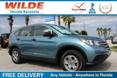 2014 Honda CR-V for sale in Sarasota, FL