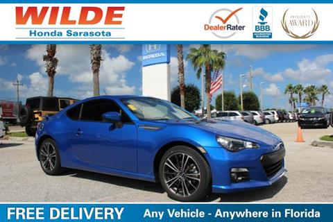 2013 Subaru BRZ for sale in Sarasota, FL