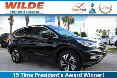 2015 Honda CR-V for sale in Sarasota, FL