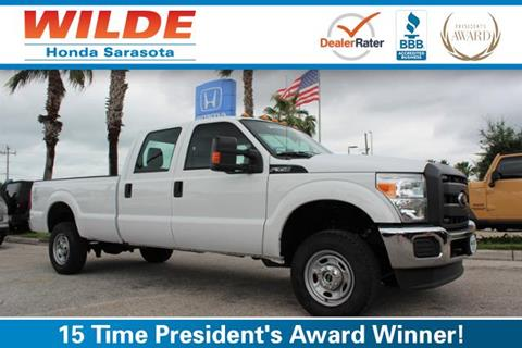 2015 Ford F-350 Super Duty for sale in Sarasota, FL