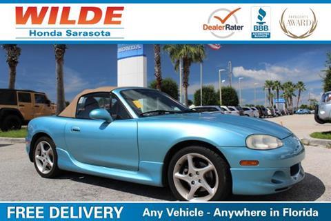 2001 Mazda MX-5 Miata for sale in Sarasota, FL