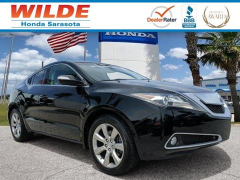 Used Acura ZDX For Sale In South Carolina Carsforsalecom - Used acura zdx for sale