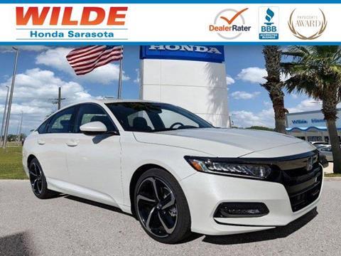 2019 Honda Accord for sale in Sarasota, FL
