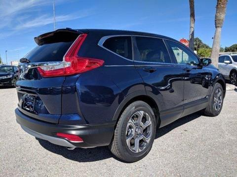 2019 Honda CR-V