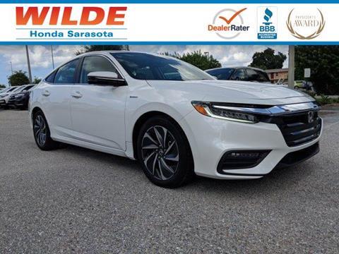2019 Honda Insight for sale in Sarasota, FL