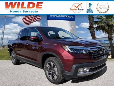 2019 Honda Ridgeline for sale in Sarasota, FL