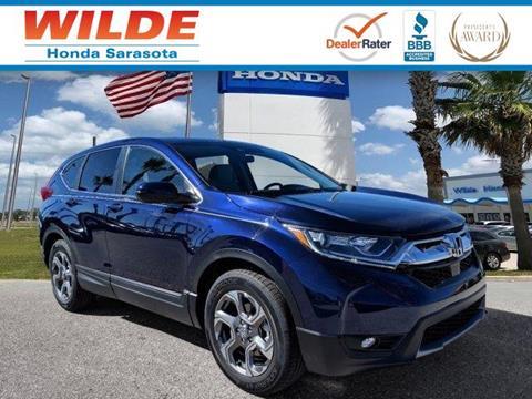 2019 Honda CR-V for sale in Sarasota, FL