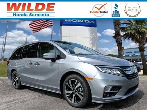 2019 Honda Odyssey for sale in Sarasota, FL