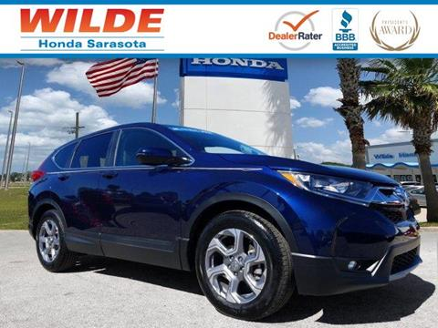 2018 Honda CR-V for sale in Sarasota, FL