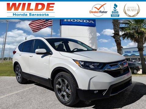 2019 Honda CR-V for sale in Sarasota, FL