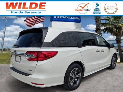 2019 Honda Odyssey for sale in Sarasota, FL