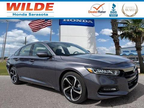 2019 Honda Accord for sale in Sarasota, FL