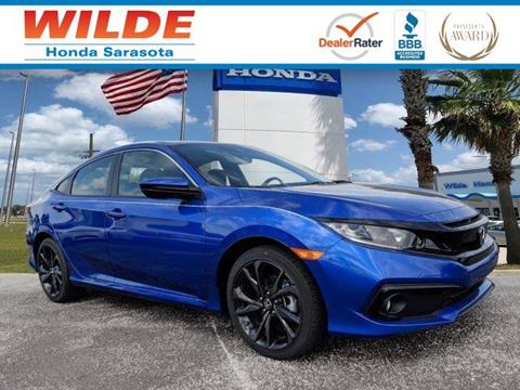 2019 Honda Civic for sale in Sarasota, FL